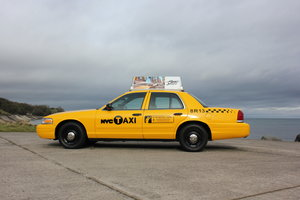 2003 Ford Crown Victoria New York Taxi uk