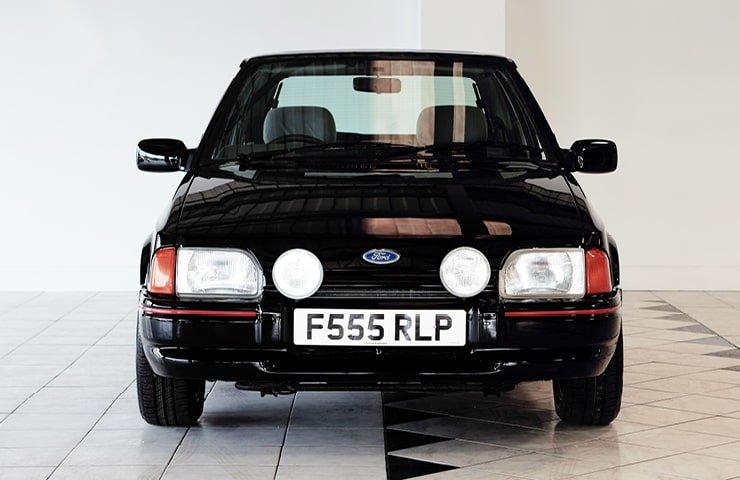 1989 Ford Escort XR3i Last owner for 20 years SOLD (picture 1 of 10)