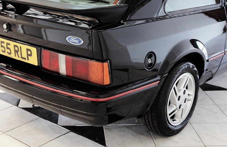 1989 Ford Escort XR3i Last owner for 20 years SOLD (picture 10 of 10)