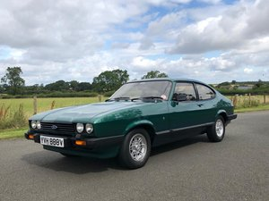 1979 FORD CAPRI 2.0 Ghia  SOLD