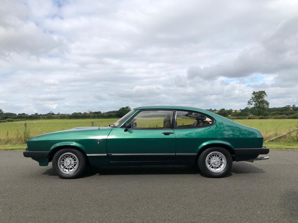 1979 FORD CAPRI 2.0 Ghia  SOLD (picture 4 of 6)