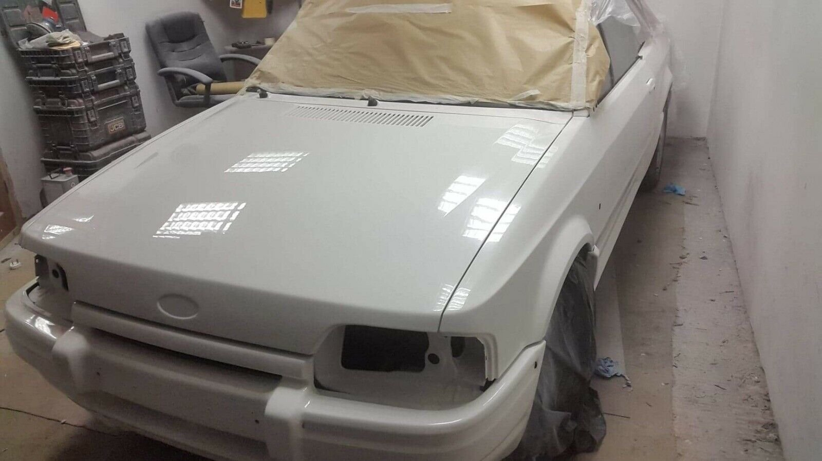 1988 Ford Escort Cabriolet XR3i or swap  E30 cabriolet  For Sale (picture 5 of 6)