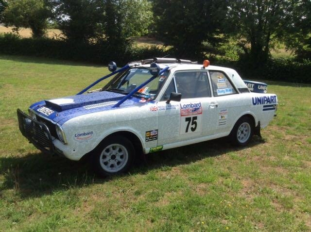 Rally Cars For Sale >> 1967 Ford Cortina Mk 11 Rally Car For Sale Car And Classic