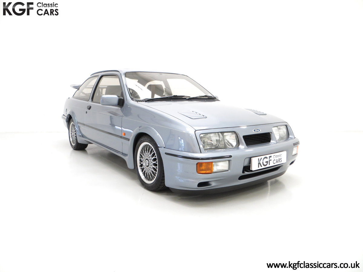 1986 A Sensational Ford Sierra RS Cosworth with 52,356 Miles SOLD (picture 1 of 6)