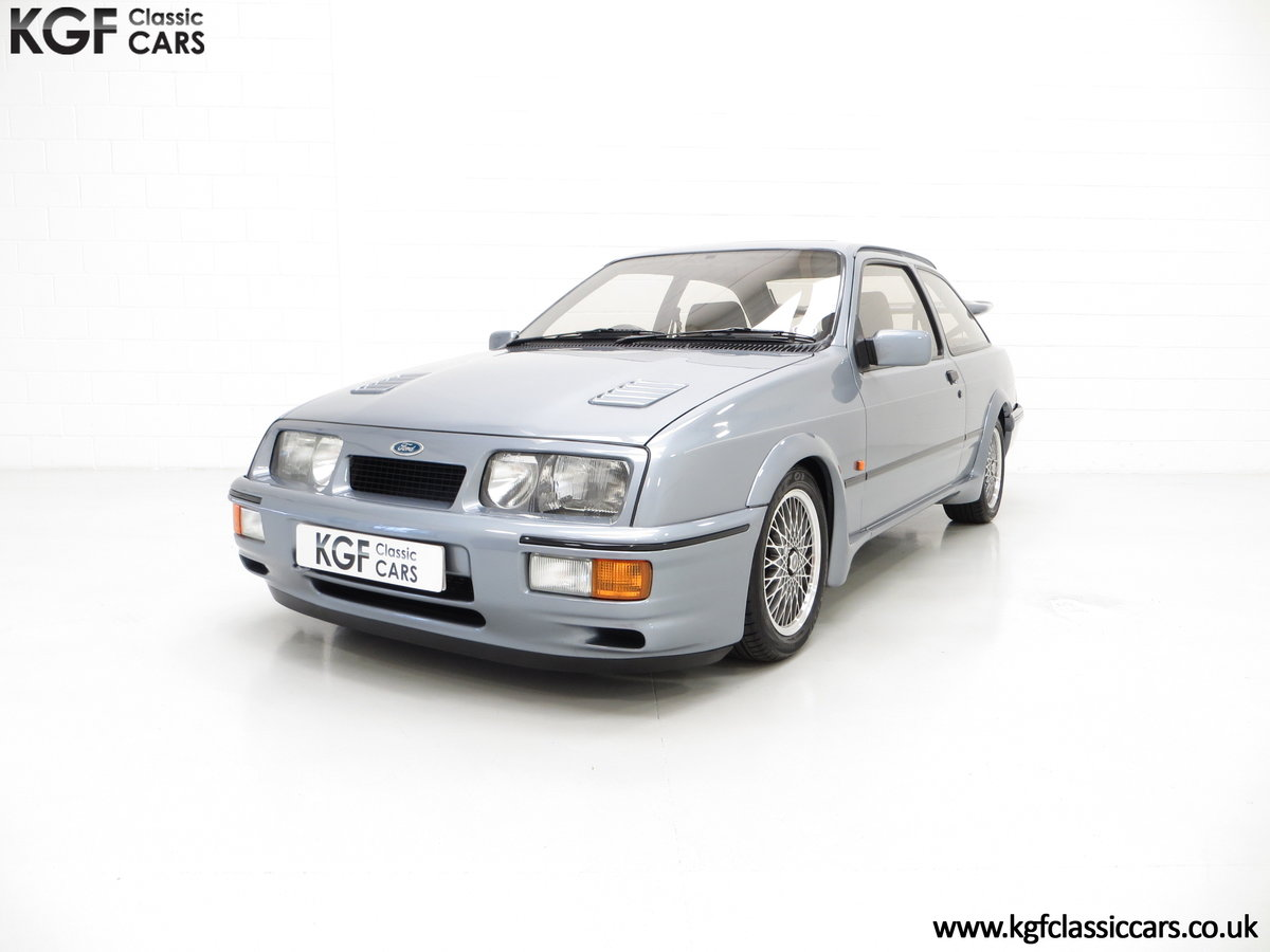 1986 A Sensational Ford Sierra RS Cosworth with 52,356 Miles SOLD (picture 2 of 6)
