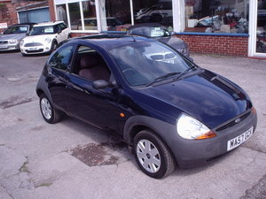 Picture of 2007 FORD KA STUDIO 1.3 SOLD