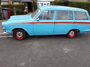 Ford Mk1 cortina estate For Sale