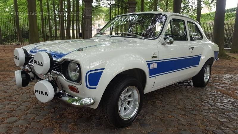 1974 FORD MK1 RS2000 For Sale by Auction (picture 1 of 6)
