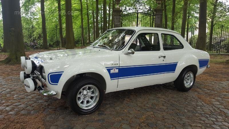 1974 FORD MK1 RS2000 For Sale by Auction (picture 2 of 6)