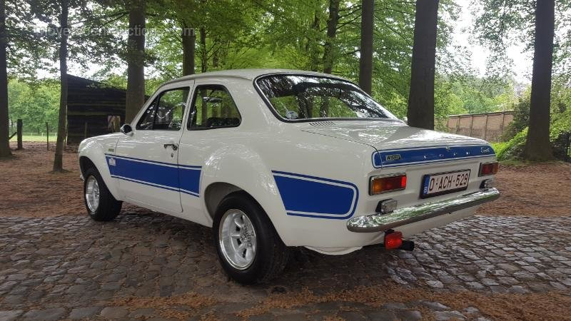 1974 FORD MK1 RS2000 For Sale by Auction (picture 3 of 6)