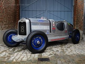 1931 FORD Montier A Specia