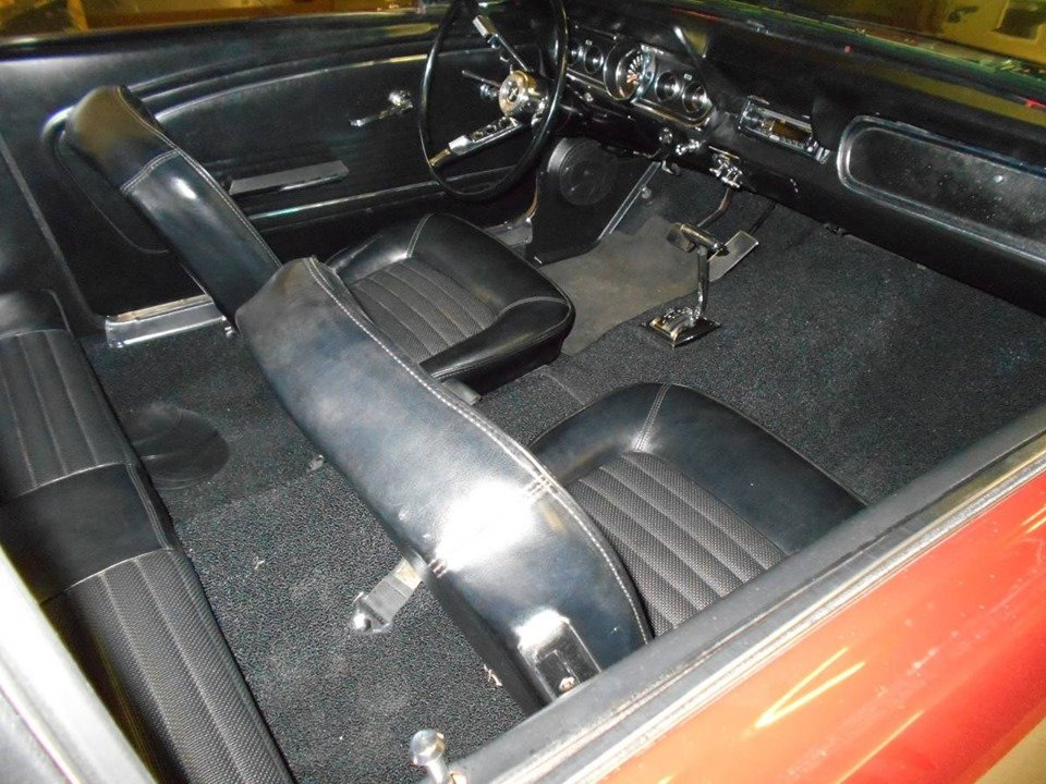 1966 Ford Mustang (Rangeley, ME) $29,900 obo For Sale (picture 2 of 4)
