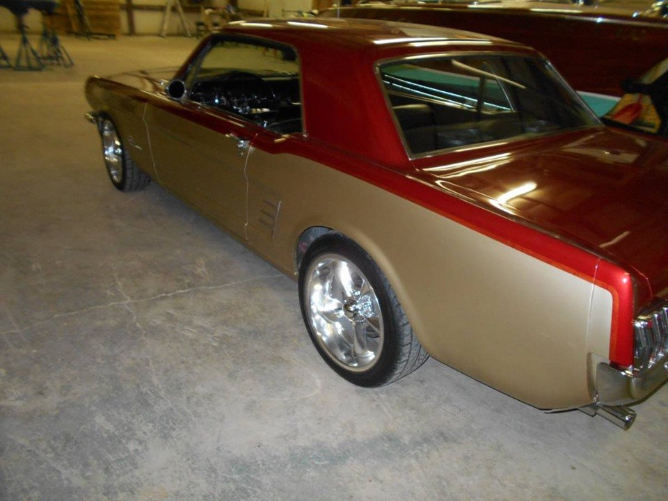 1966 Ford Mustang (Rangeley, ME) $29,900 obo For Sale (picture 4 of 4)