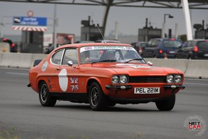 1973 Capri In need of a new owner to continue the journ