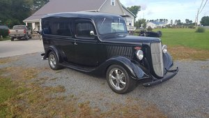 1937 Ford Panel Delivery Truck (Georgetown, DE) $49,900 obo For Sale
