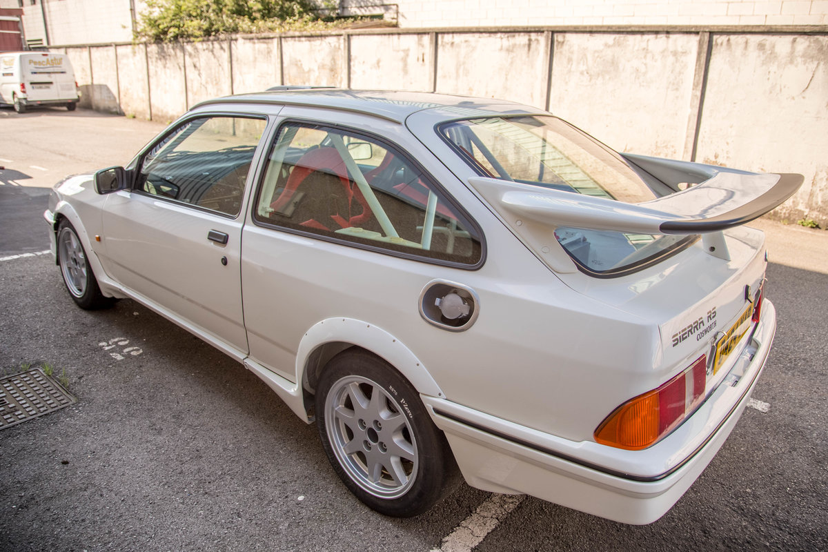 1986 Ford Sierra RS Cosworth Gr.A For Sale (picture 1 of 6)