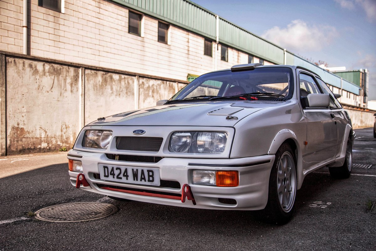 1986 Ford Sierra RS Cosworth Gr.A For Sale (picture 2 of 6)