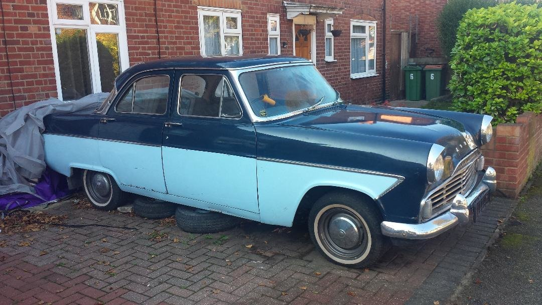 1961 Ford Zodiac MK2 For Sale (picture 2 of 3)