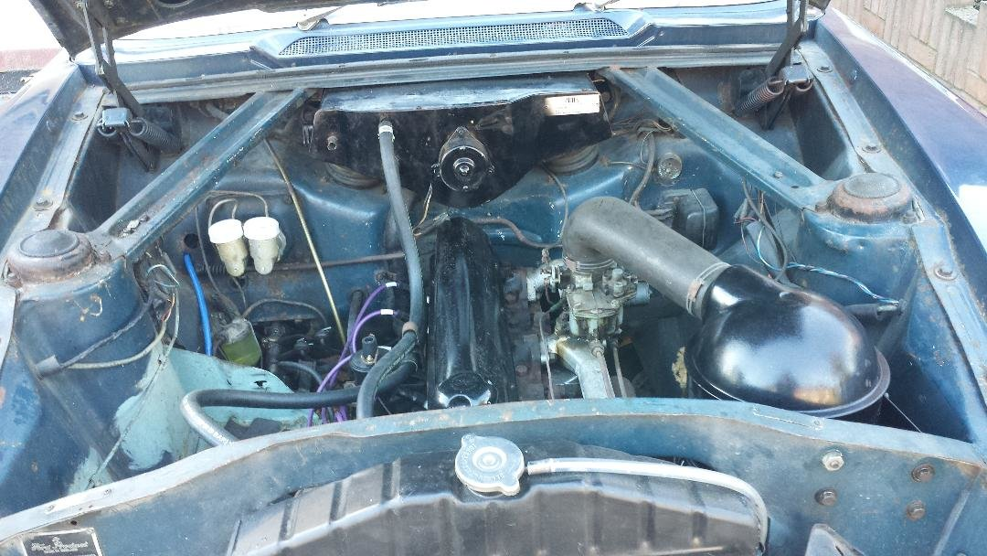 1961 Ford Zodiac MK2 For Sale (picture 3 of 3)