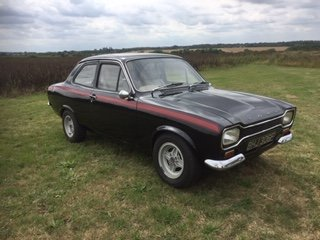 1968 Ford Mk1 Escort Twin Cam Lotus  For Sale (picture 1 of 6)