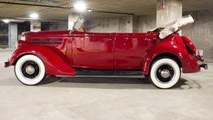 4499 1936 Ford Phaeton Convertible Full Restored AACA winner $44.