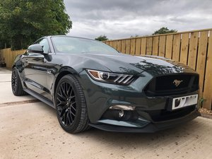 2016 FORD MUSTANG 5.0 V8 GT MINT ONLY 3K MILES! £33500 POSS PX  For Sale