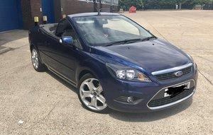 2008 Ford Focus CC Diesel convertible For Sale