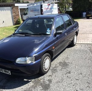 1997 Ford Escort Ghia For Sale