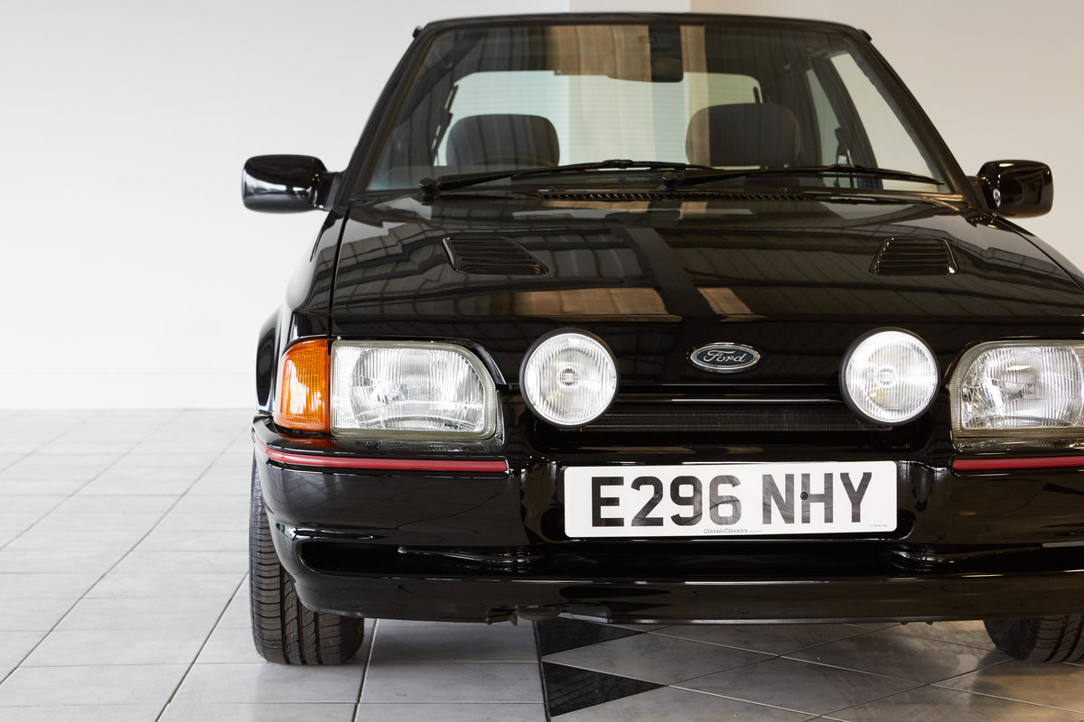 1988 FORD ESCORT XR3i  SOLD (picture 4 of 4)