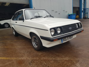 1978 Ford Escort MK2 RS2000 For Sale