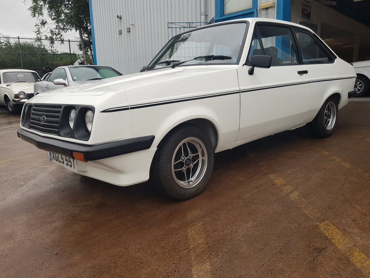 1978 Ford Escort MK2 RS2000 For Sale (picture 2 of 6)