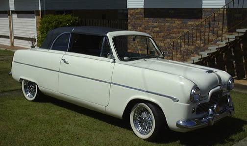 1955 Zephyr Mk1 Convertible