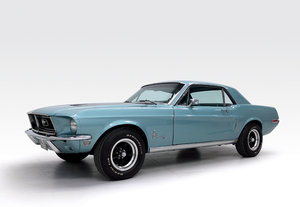 Picture of 1968 Ford Mustang 302 manual J code SOLD