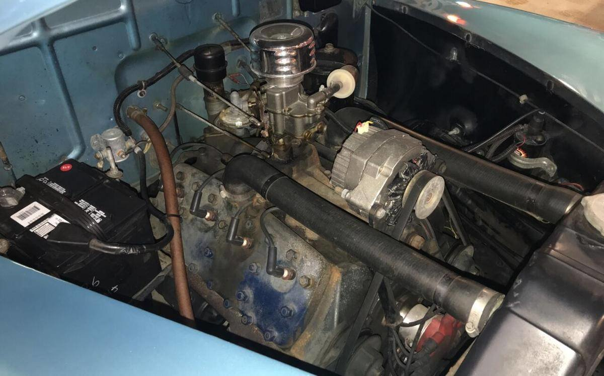 1941 Ford Super Deluxe Convertible For Sale (picture 6 of 6)