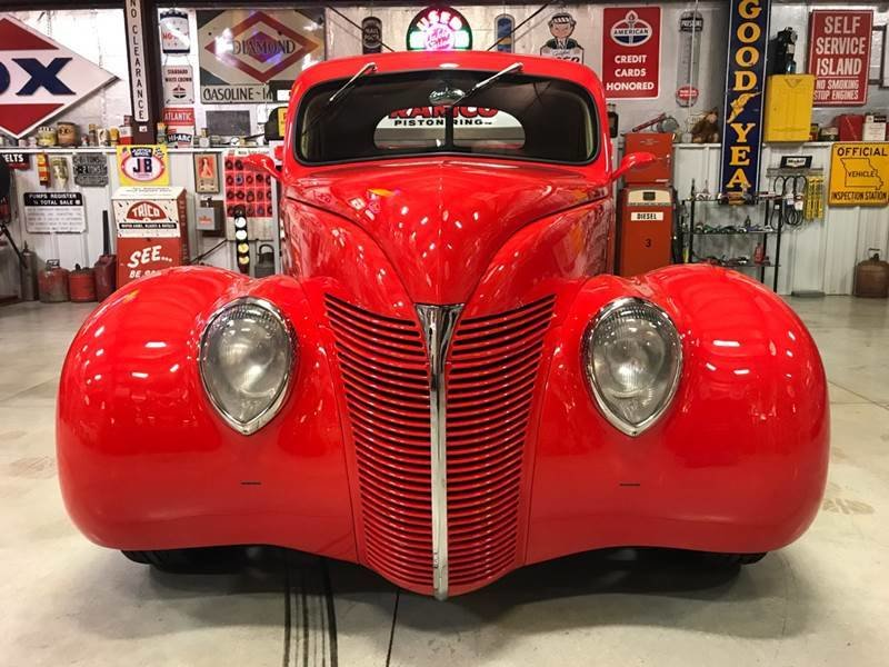 1939 Ford Custom 5-W Coupe For Sale (picture 3 of 6)
