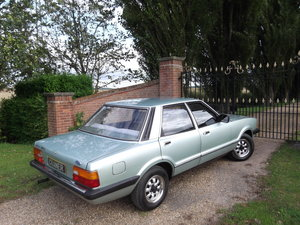 1982 Ford Cortina SOLD