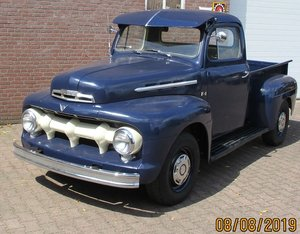 1951 Ford F1 pick up V8 automatic For Sale
