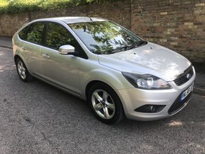 2008 FORD FOCUS 1.6 DIESEL ZETEC ONE YEARS MOT  For Sale
