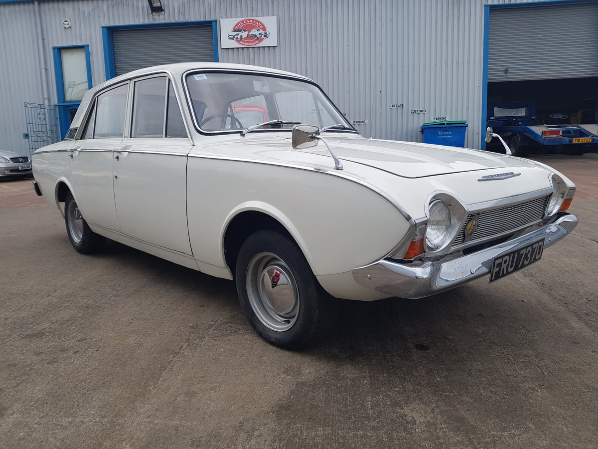 1966 Ford Corsair 1.7 V4 Auto For Sale (picture 2 of 6)