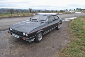 1981 Henry Ford II Capri 2.8 Injection  For Sale
