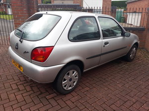 1998 ford fiesta mk 4 1.25 zetec cvt (auto) For Sale