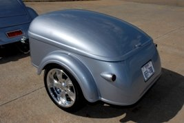 1934 Ford 3 Window Coupe Custom Fast LT1 + Trailer $67.5k For Sale (picture 2 of 5)