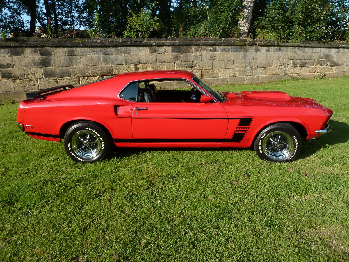 1969 Mustang Fastback For Sale (picture 5 of 6)