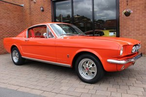 1965 Mustang Fastback GT 2+2 289 V8 4-Speed | Turn-Key Fastback For Sale