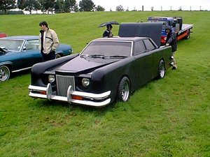 "1984 Ford Granada ""The Car""  movie car replica For Sale"