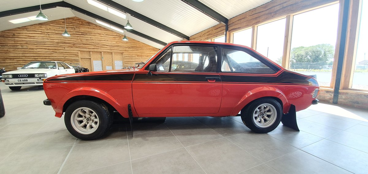 1979 Ford Escort Mk2 RS2000 Custom SOLD (picture 1 of 6)
