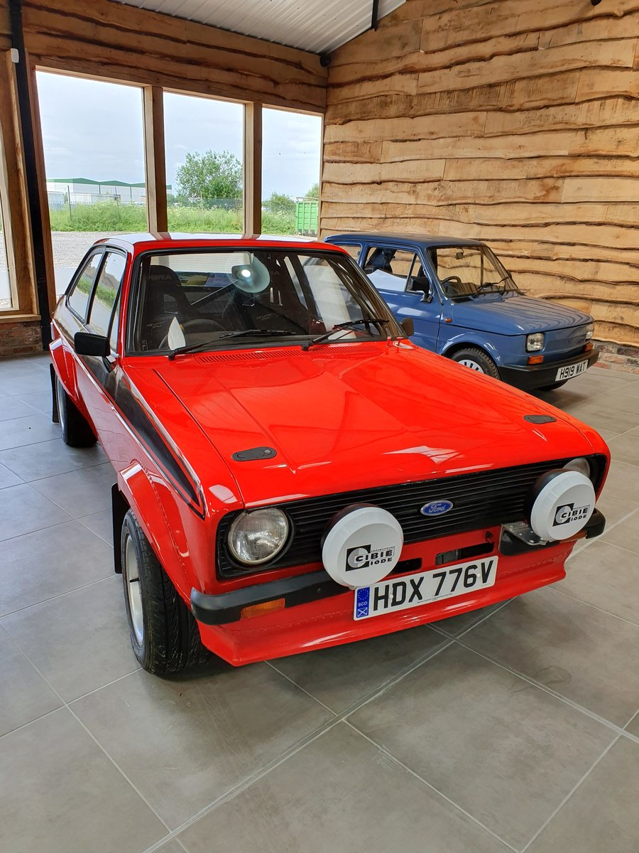 1979 Ford Escort Mk2 RS2000 Custom SOLD (picture 2 of 6)