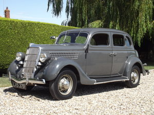 1936 Ford V8-60 Model 62 'Humpback'; SOLD