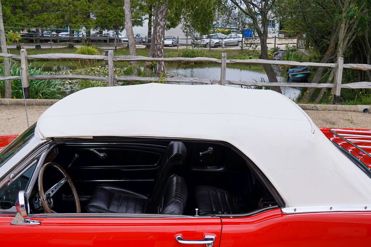 1966 Ford Mustang Convertible Survivor Huge Spec For Sale (picture 6 of 6)