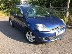 Ford Fiesta Zetec Climate with only 43,000 miles and FSH For Sale